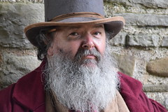The Ragged Victorians at Cardiff Castle 2017 (jan.ashdown) Tags: victorian beard hay reenactors reenactment cardiff cardiffcastle raggedvictorians