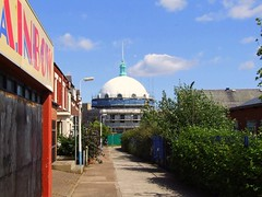 Spanish City Dome Marine Gardens Whitley Bay 2009 (northtynesidememories) Tags: spanishcity dome terracedhouses whitleybay 2009 amusements
