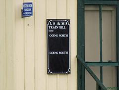 LS&MS Train Bill (PPWIII) Tags: lake shore michigan southern nyc stations depots trains railroad