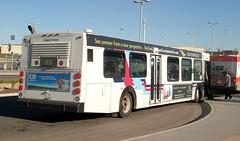 CT_7662_D40LF (Shahid Bhinder) Tags: mypictures transport transit newflyerbuses calgarytransit d40lf