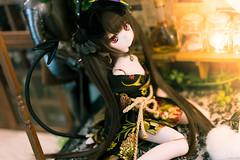 和服メア様② (Haku1923) Tags: dollfiedream doll dd dollfie mdd