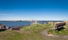 (geh2012) Tags: grótta seltjarnarnes viti lighthouse bekkur sjór sea gunnareiríkur geh gunnareiríkurhauksson