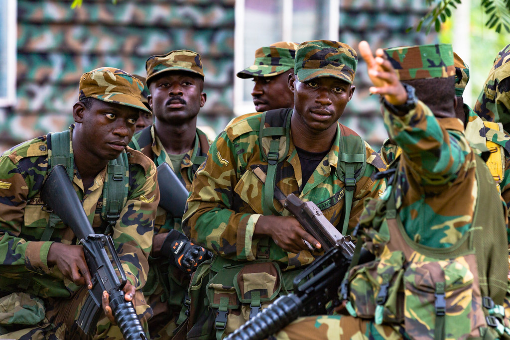 ghana armed forces in united nations