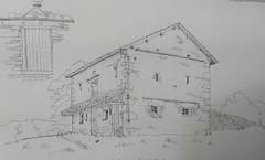 Miss Jackson's bank barn, Ambleside, Cumbria