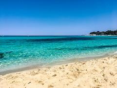 Mondello Summer (ilsiciliano_) Tags: mondello summer sea colour white blue sabbia mare estate iphone 6s palermo sicilia italia landscapes landscape paesaggiomarino relax photo photography