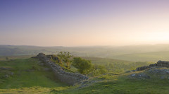 Hadrian's Wall (pedalpusher139) Tags:
