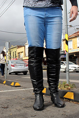 Skinny Jeans and OTK Boots (Unusual Stylings) Tags: unisex freedressing boots calfboots kneeboots otkboots tallboots jeans skinnyjeans meninskinnyjeans guyinskinnyjeans menwearingskinnyjeans manwearingskinnyjeans guywearingskinnyjeans maninskinnyjeans tightjeans menintightjeans guyintightjeans menwearingtightjeans manwearingtightjeans guywearingtightjeans manintightjeans
