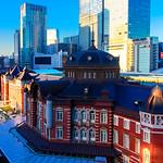 Tokyo Station Marunouchi Station Building : 東京駅丸の内駅舎 thumbnail
