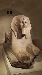20161208_111715 (enricozanoni) Tags: ancient egypt egyptian art louvre paris statues sarcophagi musical instruments cats stele frescoes hieroglyphics
