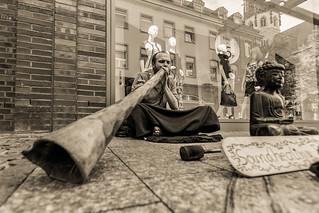 Emotional Didgeridoo