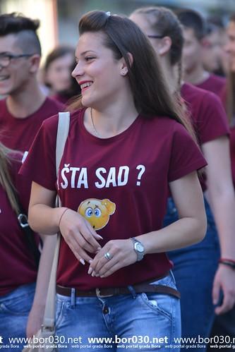 Maturska parada (30.05.2017)