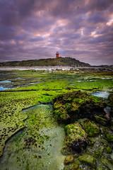 Colourscape (Rodney Campbell) Tags: gnd09 lighthouse carpentersrocks sa southaustralia capebanks cpl rocks carpenterrocks australia au