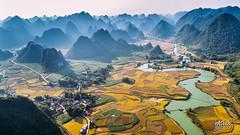 DJI_0086_15 (Ngô Huy Hòa (hachi8)) Tags: caobằng việtnam trùngkhánh bảngiốc nonnướcviệtnam beautifullandscape vietnamfromabove