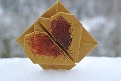 Origami di zafferano da 0,3 gr (Anna Rita Di Barnaba www.zaffineria.com) Tags: italy italia natural abruzzo saffron zafferano