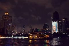 Chao Phraya River (sherlynn48) Tags: city urban lights chaophrayariver bangkok thailand night