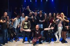 Heavy Metal Herceg-Bosna (RECTANGULAR ART) Tags: ultimatum mostar heavymetal metalheads rockers people fans koja đubrivo matevukorepa mićo mihovilčerina mihovilcerina croatian hercegovina okcabrašević okcabrasevic abrašević abrasevic hands happy bosniaandherzegovina herzegovina band friends tonianičić tonianicic together