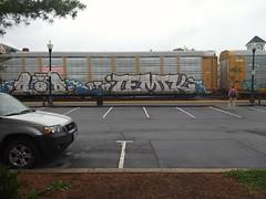 Sad/Temik (Sir Graffiti) Tags: wholecar