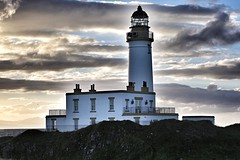To the lighthouse (alison2mcewan) Tags: seascspe scotland ayrshire turnberry lighthouse