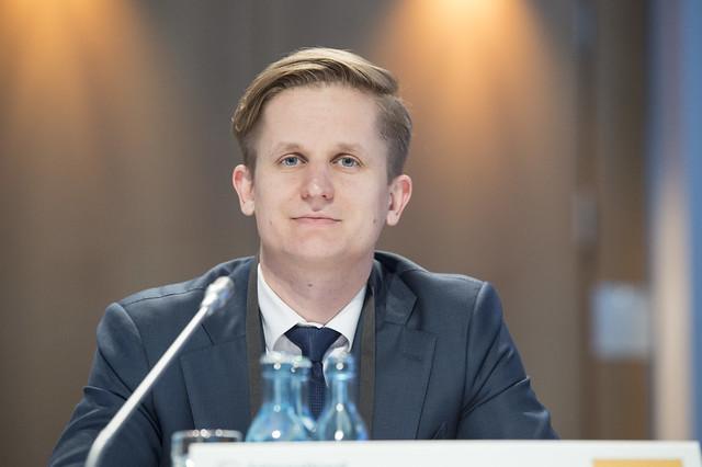 Paulius Martinkus in session