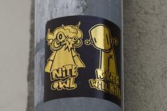 Nite Owl - Robots Will Kill (Ruepestre) Tags: nite owl robots will kill art parisgraffiti streetart street graffiti graffitis graffitifrance graffitiparis france urbanexploration urbain urban rue mur ville wall city