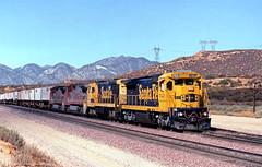 Super-C Successor (GRNDMND) Tags: trains railroads santafe atsf locomotive ge b408 c307 c408w cajonpass summitvalley summit california