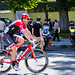 John Degenkolb of Trek Segafredo before the start of Stage 1 in Modesto