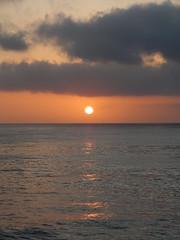 Sunset from afar (Rubén HPF) Tags: san diego sunset ocean pacific beach tide pool cabrillo gaslamp quarter santa fe depot trolley
