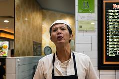 Bento Uncle - Plazza Singapura  - Singapore (waex99) Tags: 06 2017 june kopitiam leica m262 singapore singapura summicron bento food hawker man work chef cook japanese court worker 50mm 50mmf2 plazza