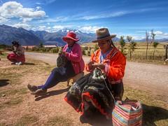 Sacred Valley, Peru. (Honest Dan Photography) Tags: peru perù sacredvalley moray landscape hdr urubamba travelphotography travel traveling trip