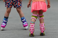 FUN (kceuppens) Tags: fun plezier skeeleren rolschaatsen sport colors rollerblading blading kinderen kids children child kind sports nikond7000 nikon d7000 nikkor70200f4vr nikkor 70200