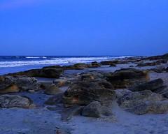 IMG_6947 5x4 marineland 8-18-16 w (grilee3) Tags: marineland florida beach rock coquina dusk sunset stormy weather surf coast