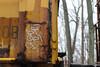 Stoer (NJphotograffer) Tags: graffiti graff trackside railroad rail art freight train bench benching moniker hobo marker streaks box car boxcar stoer stoe cdc crew