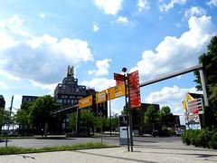 Dortmunder U (Fadi Omer) Tags: dortmunderu dortmund germany deutschland المانيا صورمدينة مدينة معالم
