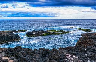 Mar salvaje. (Wild sea).