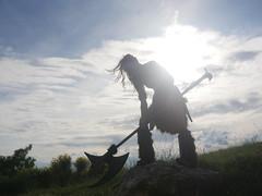 Shooting Skyrim - Ruines d'Allan -2017-06-03- P2090751 (styeb) Tags: shoot shooting skyrim allan ruine village drome montelimar 2017 juin 06 cosplay