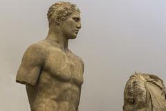 "Classical Delphi - V: Daochos Monument (egisto.sani) Tags: delfi museo lisippus lisippo ""daochos monument"" aknonios agias daochos ii"" ""tardo classico"" ""late classical"" ""greek art"" ""arte greca"" classical period"" ""periodo tardo period periodo phocis focide delphi ""archaeological museum"" ""museo archeologico"""