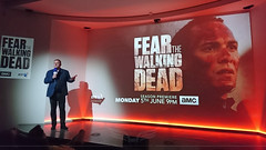 The Establishing Shot: FEAR THE WALKING DEAD - LAUNCH KEVIE DICKIE, SENIOR VICE PRESIDENT, CHANNELS GROUP, AMC INTRODUCES FTWD EPISODE 1 SEASON 3  @ BT TOWER - LONDON [Sony Xperia Z5 Compact] (Craig Grobler) Tags: ckc1ne craiggrobler craigcalder london film tv uk theestablishingshot wwwtheestablishingshotcom theestshot attheestshot fearthewalkingdead thewalkingdead zombies fearthewalkingdeadpremiere bttower launch party dj views ftwd herontower tower42 thegherkin 30stmaryaxe 122leadenhallstreet cheesegratertower leadenhallbuilding cheesegrater onecanadasquare 25canadasquare citigrouptower 20fenchurchstreet thewalkietalkie walkietalkie stpaulscathedral uclcruciformbuilding universitycollegelondon hydepark regentspark bluehour stmaryleboneparishchurch parkviewresidence hdr allsoulslanghamplace thelangham palaceofwestminster housesofparliment clocktower bigben victoriatower portcullishouse foreigncommonwealthoffice fco millenniumeye seacontainershouse oxotower theshard oneblackfriars southbanktower harrods sony sonynex5 nex5
