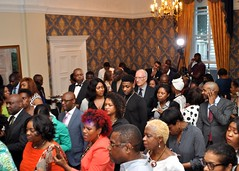 Jamaicans Attend Joint Launch of Jamaica 55 UK Celebrations and Diaspora Conference