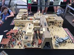 IdS@LLD Star Wars Tage 2017_54 (Bricknator) Tags: imperium der steine angus mcinnes lego star wars rogue one tatooine landingcraft sentinel shuttle ids legoland tage