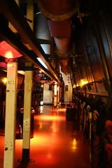 Main boiler room (koukat) Tags: uk drive portsmouth harbour solent historic dockyard museum navy hms warrior 1860 ship