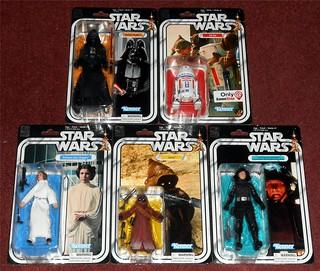 Hasbro - 40th Star Wars