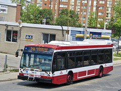 Toronto Transit Commission 8624 (YT | transport photography) Tags: ttc toronto transit commission nova bus lfs