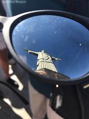 IMG_1162 (jackelinemargoti) Tags: cristo redentor refelxo perspectiva diferente brasil brazil rio de janeiro carioca oculos sol christ redeemer jesus beautiful city architecture arquitetura cidade maravilhosa