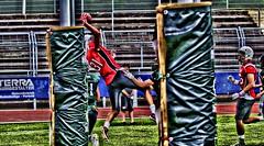 the catch ;-) (oldigitaleye) Tags: pioneers hamburg thecatch football blickwinkel mirentgehtnixglaubsse