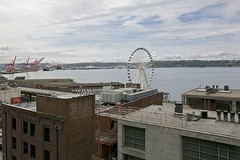 Seattle Big Wheel & Harbor Island 2017 WA_0O2A0218 (RSPT49) Tags: seattle waterfront bigwhell aquarium elliottbay harborisland port
