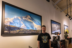 My Starbucks Prints (PIERRE LECLERC PHOTO) Tags: starbucks starbuckscanada squamish canad bc britishcolumbia prints largeprints wallart pierreleclercphotography mountains squamishbc town store coffee starbuckscoffee framedprints indoors designers commercial
