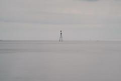 on the water (Bjørn Nodland) Tags: sea ligthouse