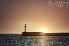 Faro de Almería (Juan Carlos Balbás) Tags: faro lighthouse andalucía almería