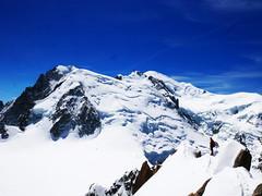 Aiguille du midi (elodiemuhlach) Tags: aiguilledumidi chamonix mont blanc montblanc neige montagne savoie alpes altitude télécabine soleil nuages