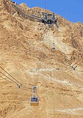 israel masada ruins plateau globus sony a6300 ilce6300 18200mm 1650mm mirrorless free freepicture archer10 dennis jarvis dennisgjarvis dennisjarvis iamcanadian novascotia canada cablecar path